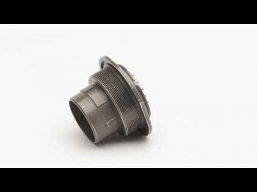 38999 Jam Nut Receptacle